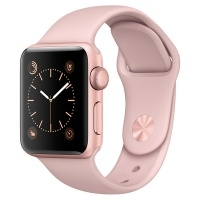 Apple Watch S1 Sport 38mm R.Gold Al/PinkSand(MNNH2RU/A)>
