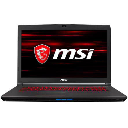 "Ноутбук игровой MSI GV72 8RD-039RU (Intel Core i7 8750H 2200 MHz/17.3""/1920x1080/8Gb/1128Gb HDD+SSD/DVD нет/NVIDIA GeForce GTX 1050Ti/Wi-Fi/Bluetooth/Windows 10 Home)"