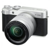 Фотоаппарат системный Fujifilm X-A10 Kit 16-50mm Silver>