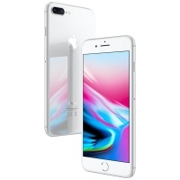 Apple iPhone 8 Plus 256GB Silver (MQ8Q2RU/A)>