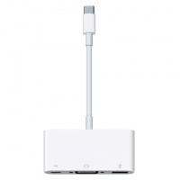 Переходник Apple USB-C VGA Multiport Adapter (MJ1L2ZM/A)>