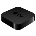 Телевизионная приставка Apple TV (MD199RU/A)