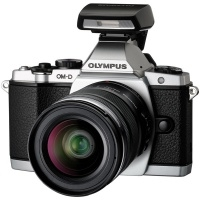 Фотоаппарат системный Olympus OM-D E-M5 Mark II 12-50 Kit Silver>