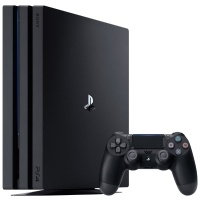 Игровая консоль PlayStation 4 Pro 1TB Black (CUH-7108B)>