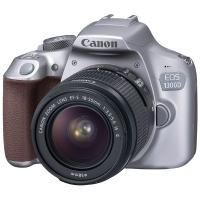 Зеркальный фотоаппарат Canon EOS 1300D EF-S 18-55 IS II Kit Grey>