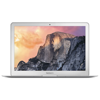 Легкий Apple MacBook Air