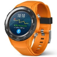 Смарт-часы Huawei WATCH 2 Sport LTE Orange (LEO-DLXX)>