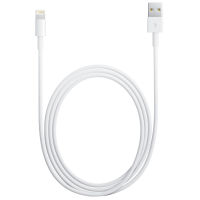 Кабель для iPod, iPhone, iPad Apple кабель Lightning to USB 1м (MD818ZM/A)>