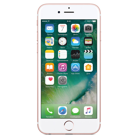 Apple iPhone 6S 32GB Rose Gold (MN122RU/A)