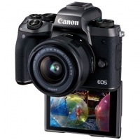 Фотоаппарат системный Canon EOS M5 Kit EF-M 15-45 IS STM Black>