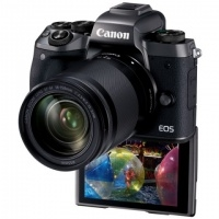 Фотоаппарат системный Canon EOS M5 Kit EF-M 18-150 IS STM Black>