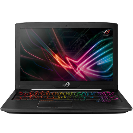 "Ноутбук ASUS ROG Strix GL503VD-FY426T (Intel Core i5 7300HQ 2500 MHz/15.6""/1920x1080/12Gb/1256Gb HDD+SSD/DVD нет/NVIDIA GeForce GTX 1050/Wi-Fi/Bluetooth/Windows 10 Home)"