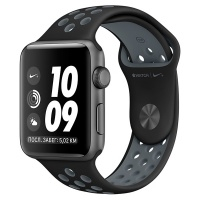 Apple Watch Nike+ 42mm Sp.Grey Al /CoolGrey (MNYY2RU/A)>