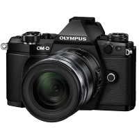 Фотоаппарат системный Olympus OM-D E-M5 Mark II 12-50 Kit Black>