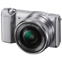 Фотоаппарат системный Sony Alpha A5000 Kit 16-50 Silver>