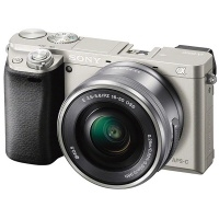 Фотоаппарат системный Sony Alpha A6000 Kit 16-50 Silver>