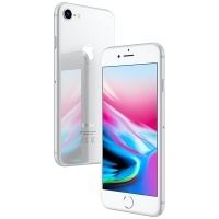 Apple iPhone 8 256GB Silver (MQ7D2RU/A)>