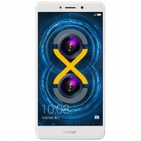 Смартфон Huawei Honor 6X 32Gb Silver >