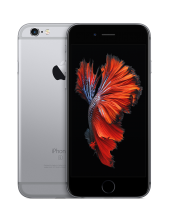Apple iPhone 6S 128GB LTE Space Gray MKQT2RU/A>