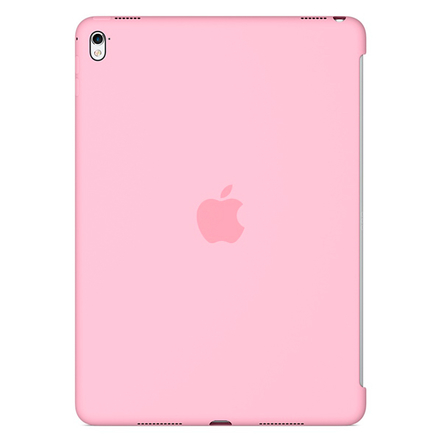 Кейс для iPad Pro Apple Silicone Case for 9.7-inch iPad Pro Light Pink (MM242ZM/A)