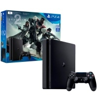 Игровая консоль PlayStation 4 Slim 1Tb + Destiny 2 (CUH-2108B)>