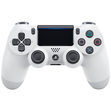 PS4 Геймпад Sony Dualshock v2 White (CUH-ZCT2E)