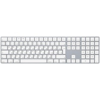 Клавиатура беспроводная Apple Magic Keyboard with Numeric Keypad (MQ052RS/A)>