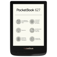 Электронная книга PocketBook 627 Obsidian Black>