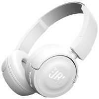 Наушники Bluetooth JBL T460BT White (JBLT460BTWHT)>