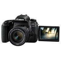 Фотоаппарат зеркальный Canon EOS 77D Kit EF-S 18-55 IS STM>