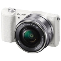 Фотоаппарат системный Sony Alpha A5100 Kit 16-50 White>
