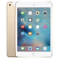Apple iPad mini 4 16Gb Wi-Fi+Cellular Gold/Золотой (MK712RU/A)>