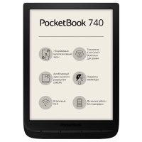 Электронная книга PocketBook 740 Obsidian Black>