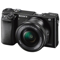 Фотоаппарат системный Sony Alpha A6000 Kit 16-50 Black>